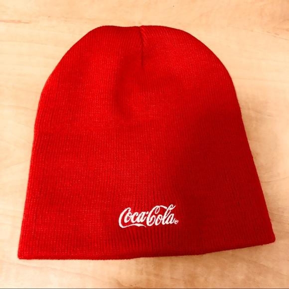 Coca Cola Beanie. M 5ab993ff3b16080d31b4af4a 223ec667fe2b